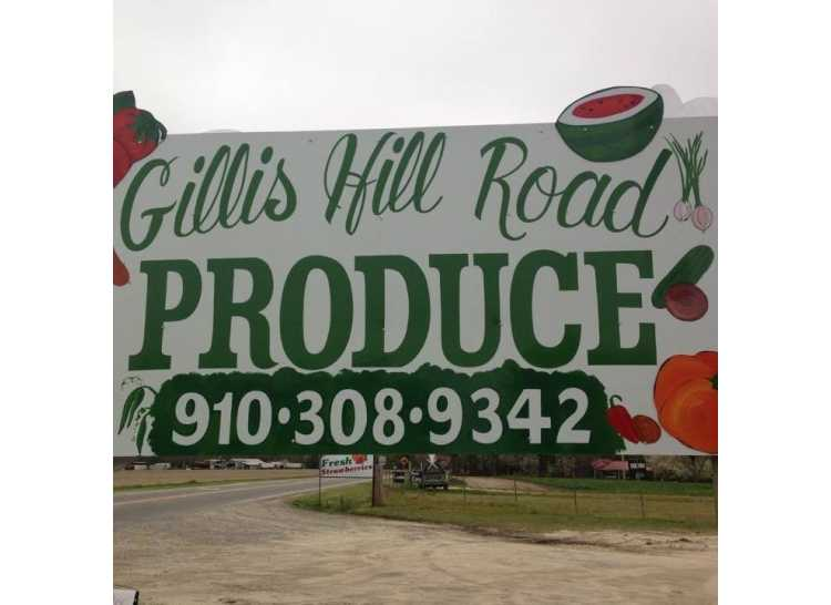 Gillis Hill Produce