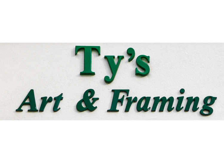 Ty's Custom Framing