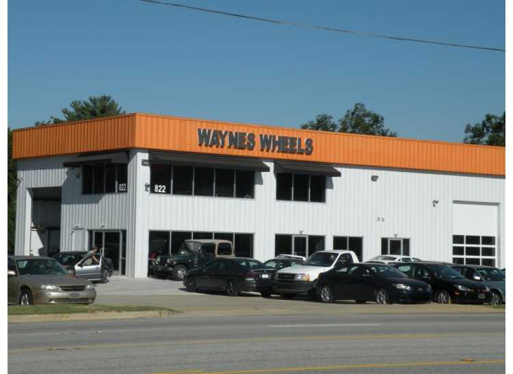 Wayne's Wheels