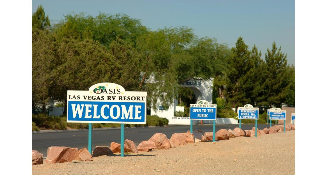 Oassis Las Vegas RV Resort