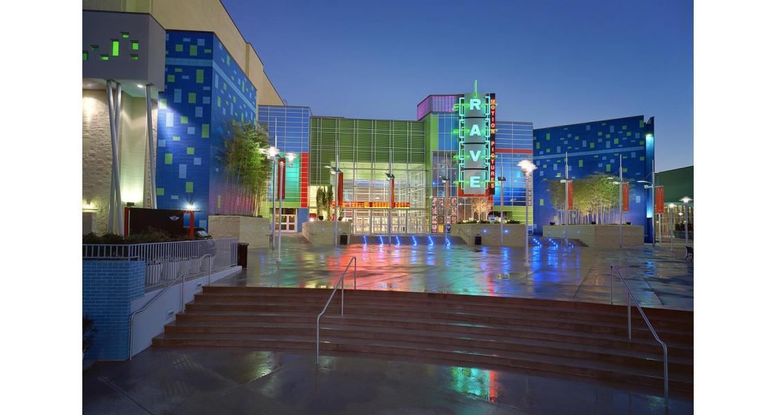 Rave Motion Pictures at Town Square Las Vegas