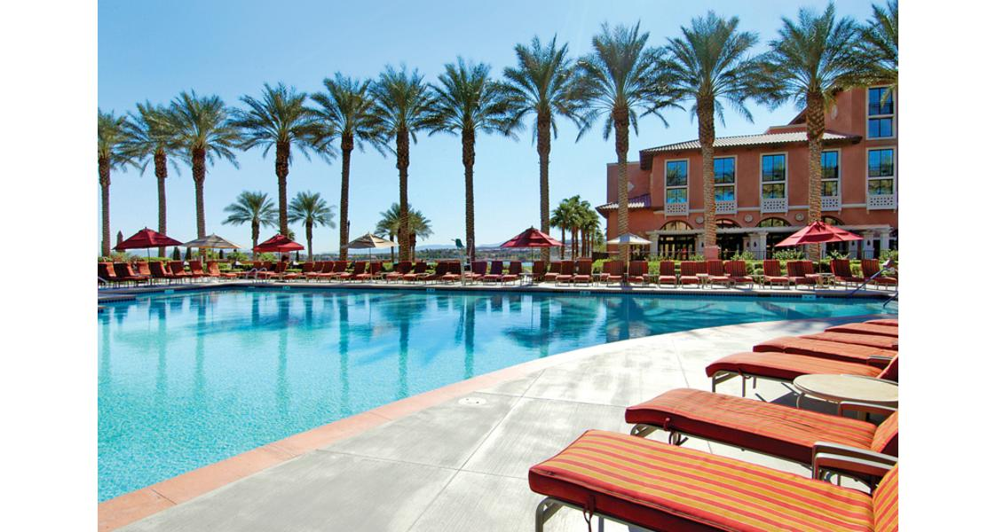 Loews Lake Las Vegas Pool
