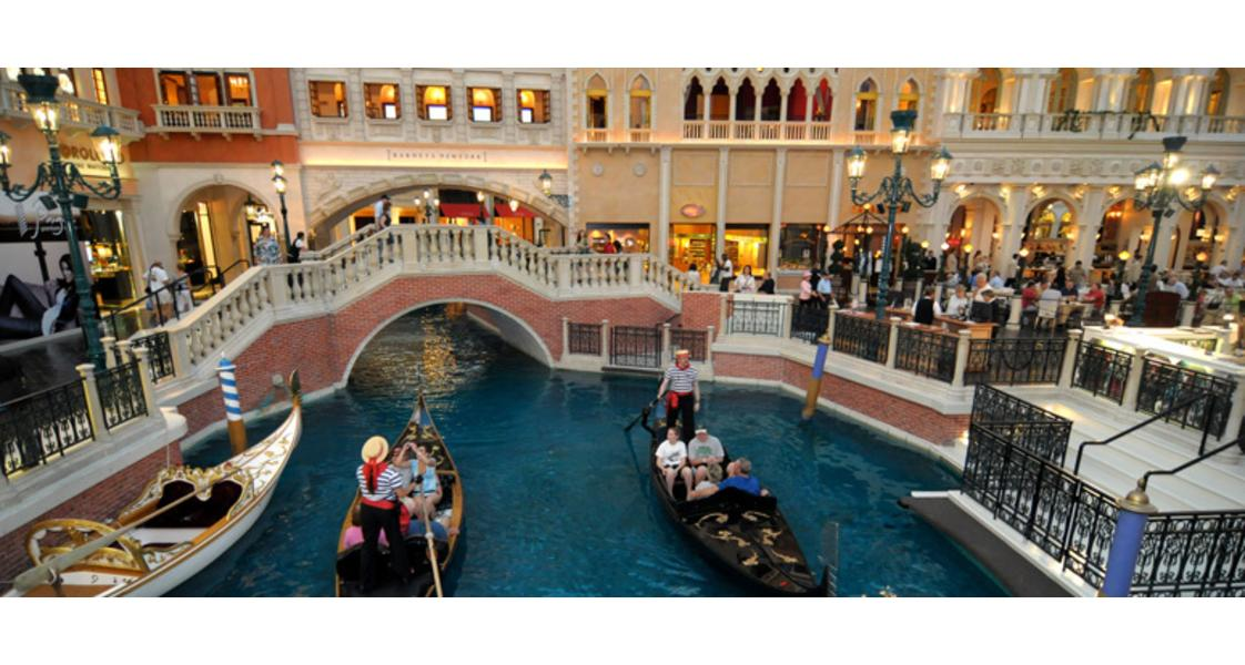 The Grand Canal Shoppes at the Venetian / The Palazzo