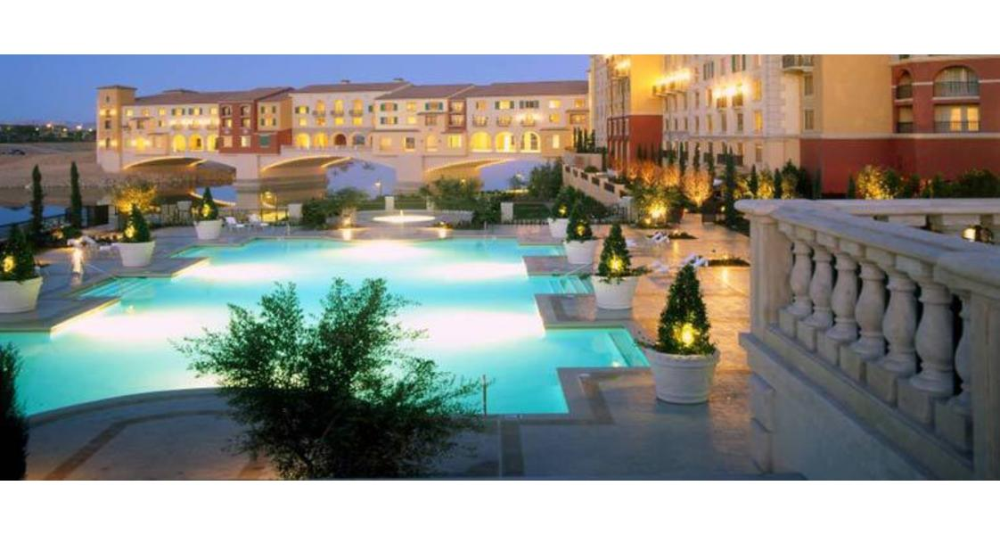 Hilton Lake Las Vegas Resort & Spa Pool