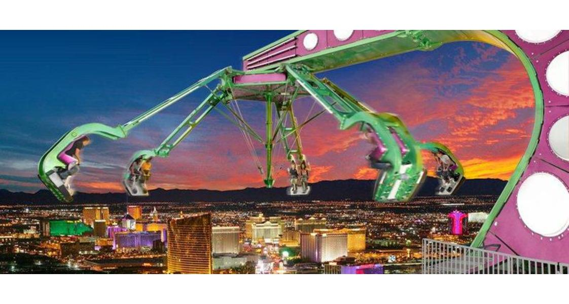 Stratosphere Tower Thrill Rides