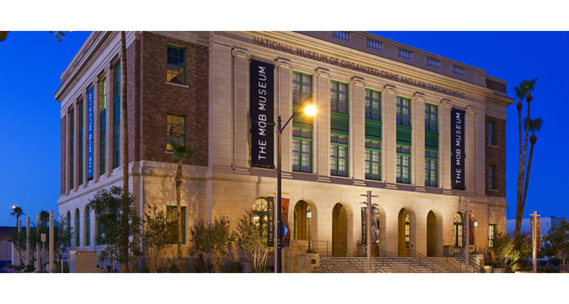 The Mob Museum - National Museum of Organized Crime & Law Enforcement