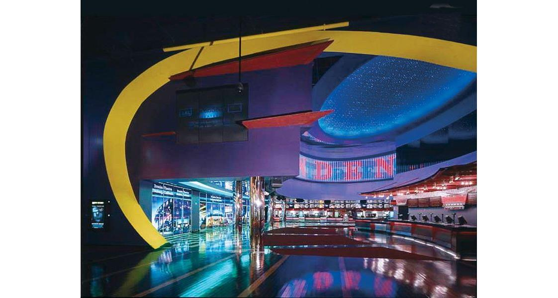 Brenden Theatres at the Palms Casino Resort