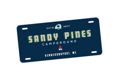 Sandy Pines logo
