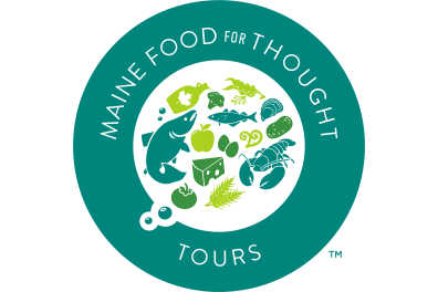 Maine Food for Thought Logo