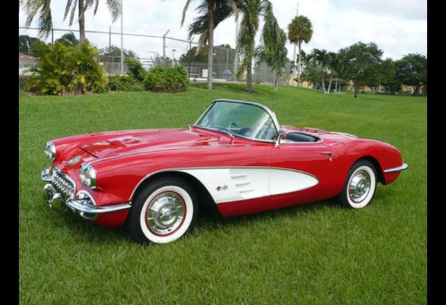 Miami Vintage Prop Car Rentals