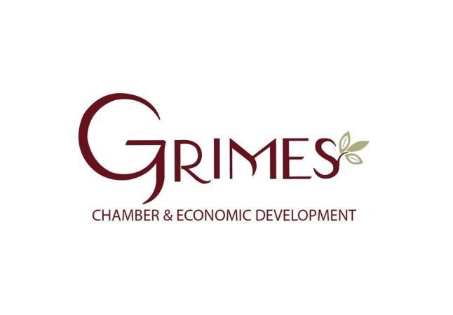 Grimes Chamber of Commerce Logo