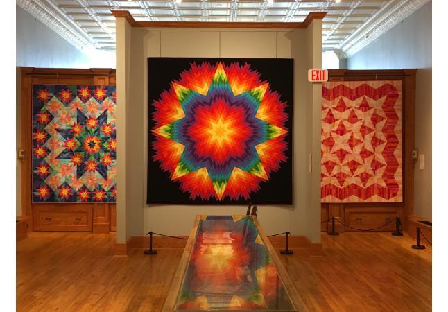Innovation Meets Tradition: Judy Martin Quilts