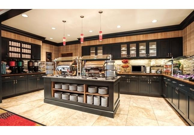 Pantry Area featuring daily free full hot breakfast and evening social (Monday-Thursday Evenings)