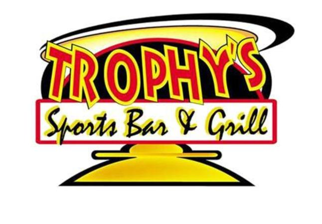 Logo for Trophys Sport Bar and Grill
