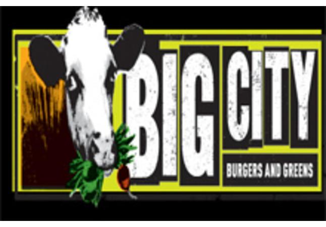 Big City Burgers & Greens Logo