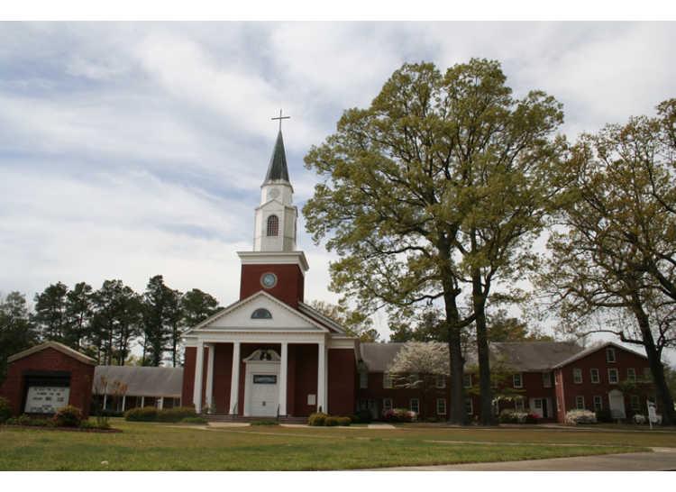 Camp Ground United Methodist Church