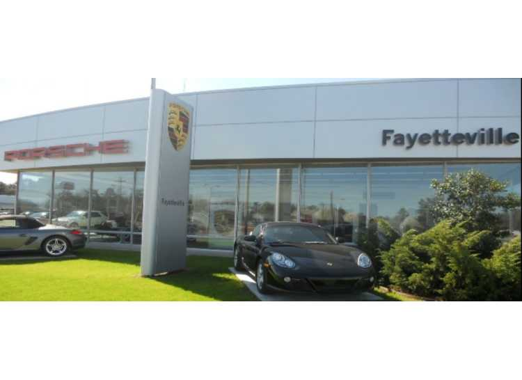 Porsche Fayetteville