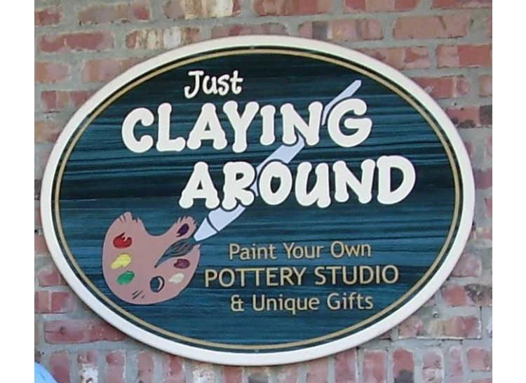 Just Claying Around