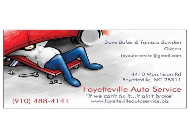 Fayetteville Auto