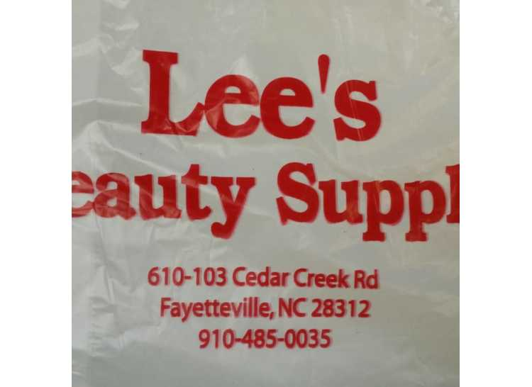 Lee's Beauty Supply
