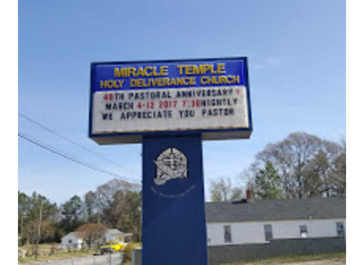Miracle Temple