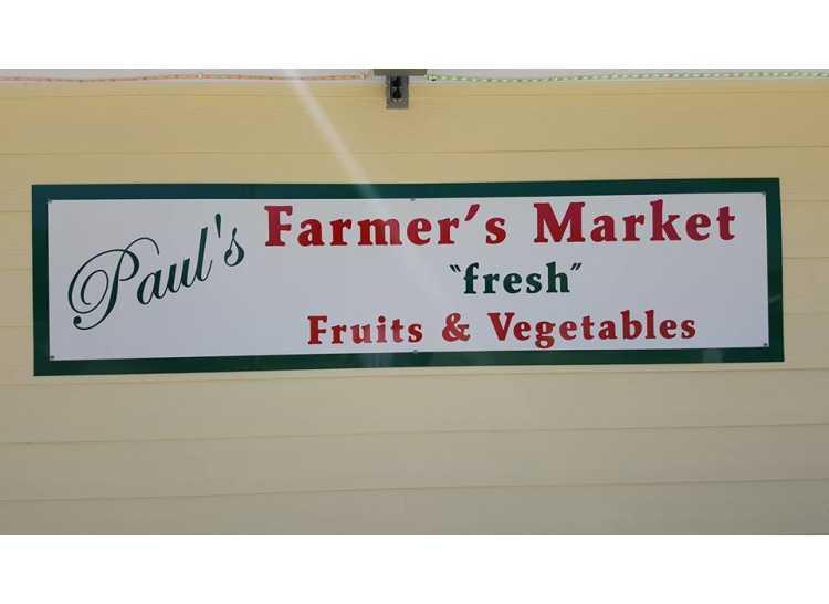 Paul's Produce