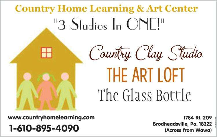 country home learning art center brodheadsville pa 18322