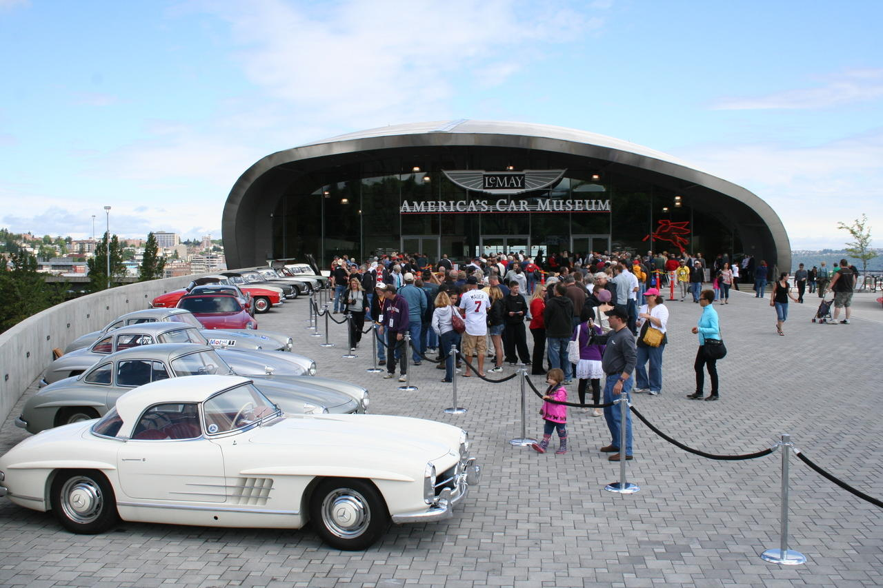 Americas Car Museum Save up to 25 on Tacoma Museums with the
