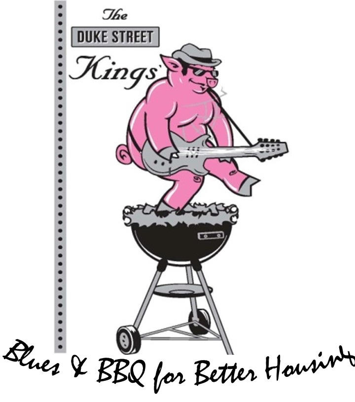 Image result for blues and bbq for better housing