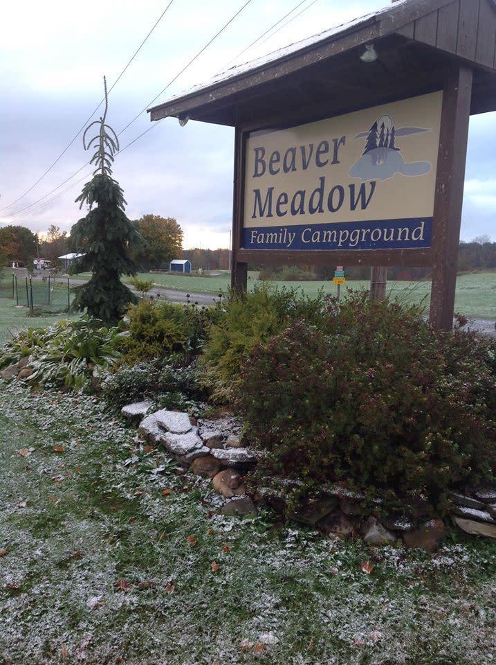 Beaver Meadow Family Campground Java Center Ny 14082