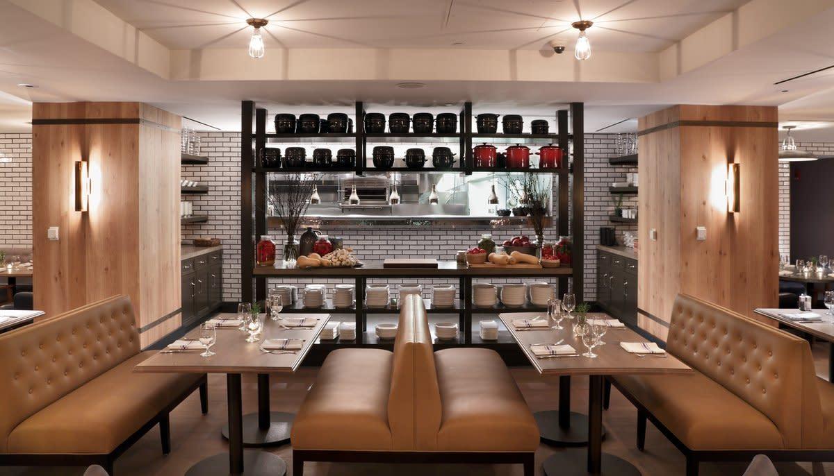 Kitchen Bar Precinct Kitchen Bar Loews Boston Hotel