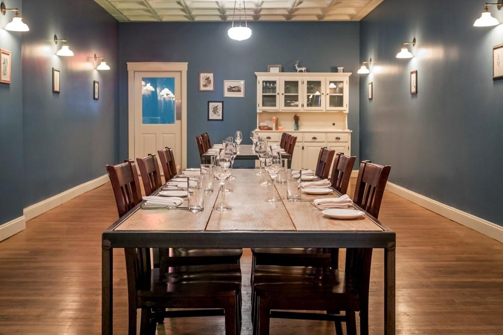 Puritan & Company Restaurant