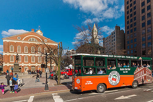Old Towne Trolley Tours