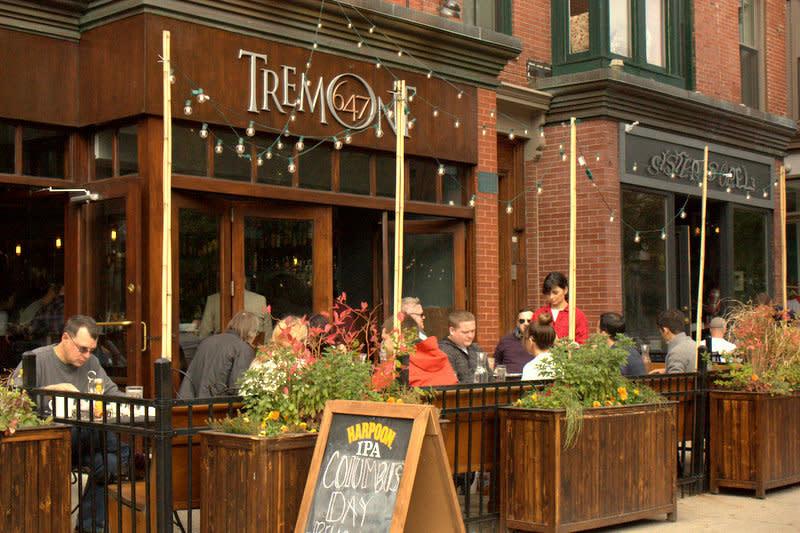 Tremont 647/Sister Sorel