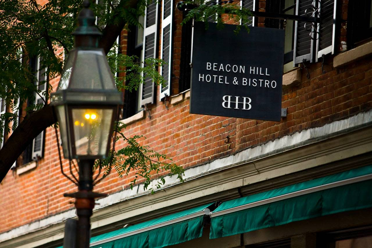 Beacon Hill Bistro - The Beacon Hill Hotel