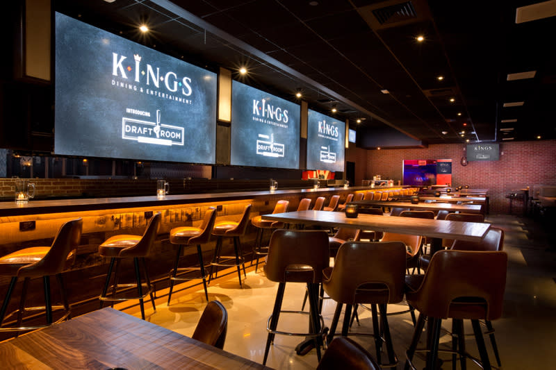 Kings Dining and Entertainment Boston - Seaport