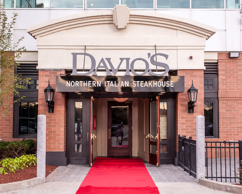 Davio's Northern Italian Steakhouse - Braintree