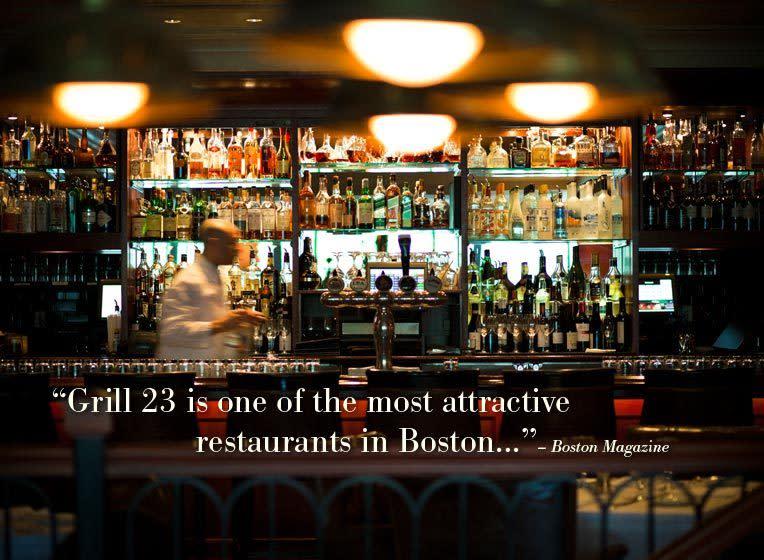 Grill 23 & Bar