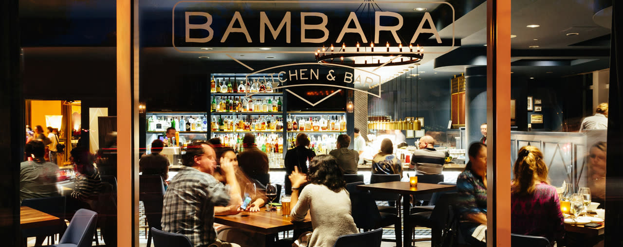 Bambara Restaurant - Hotel Marlowe