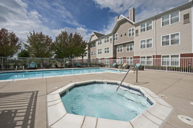 Residence Inn By Marriott Grand Rapids West Accommodations In Grandville Mi