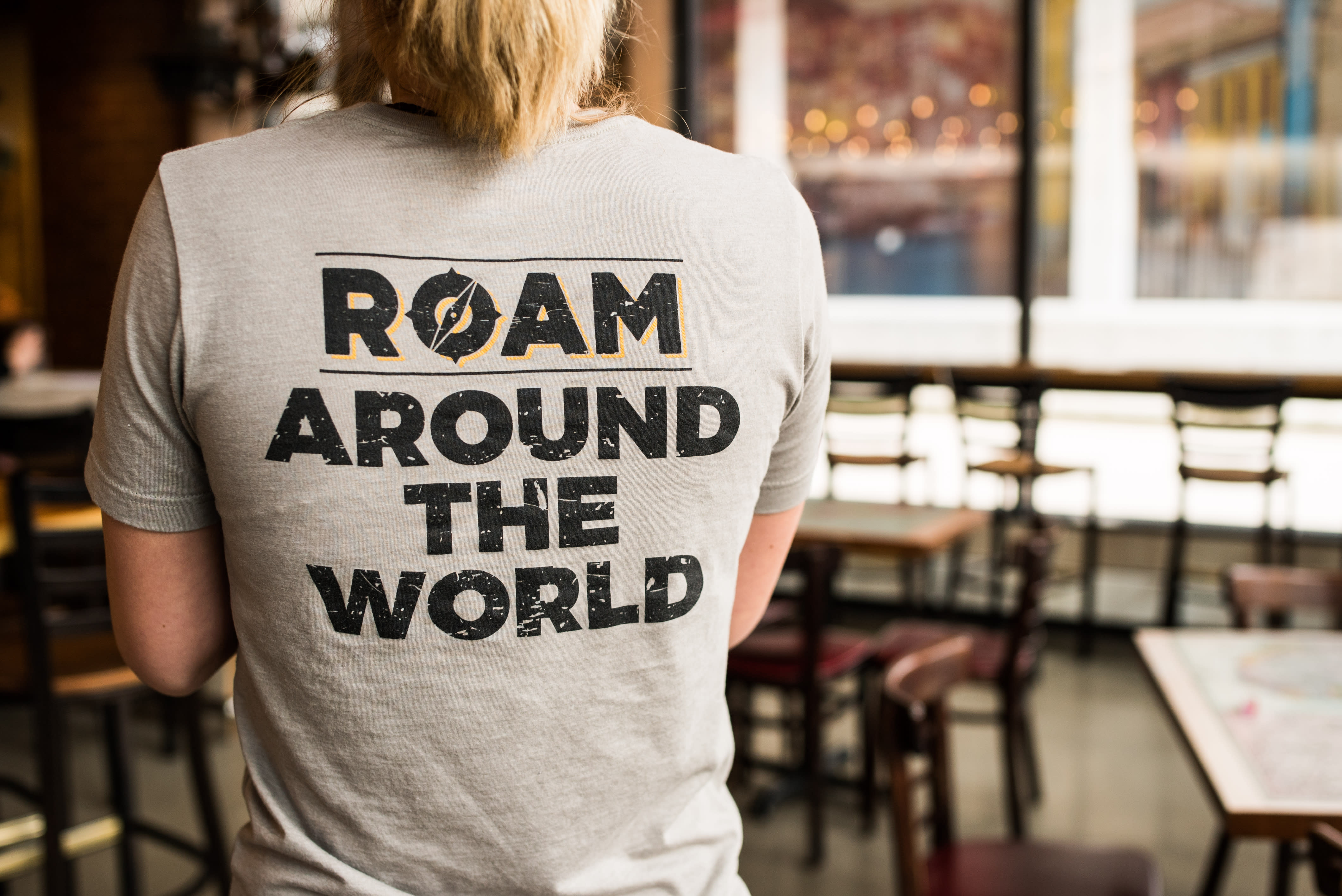 Roam by San Chez