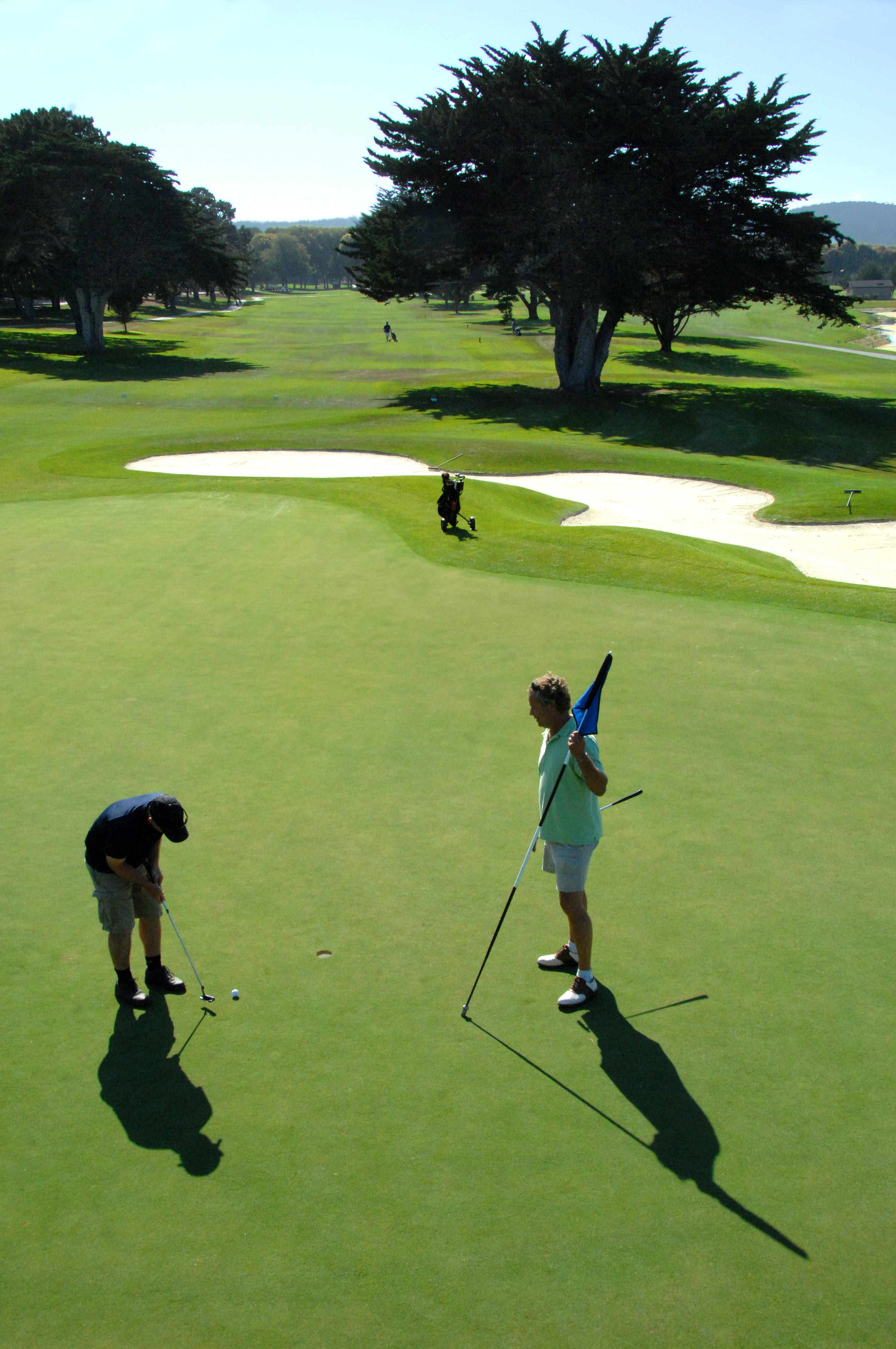 Monterey Pines Golf Course