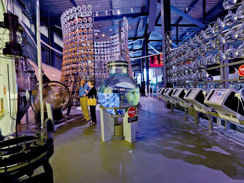 The Corning Museum Of Glass Corning Ny 14830