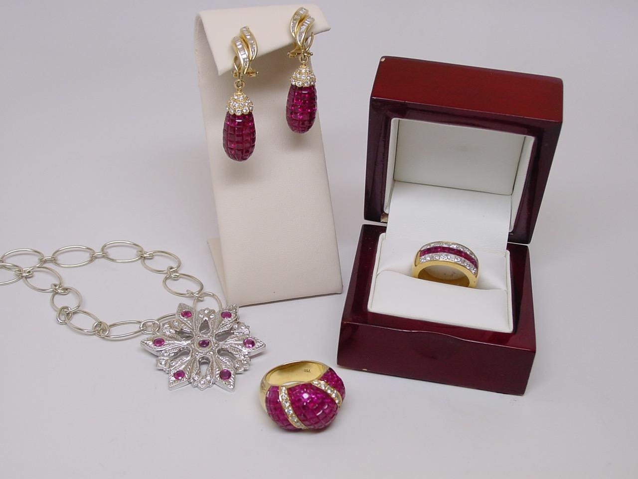 Park City Jewelry Designs By Knight Ruby Collection