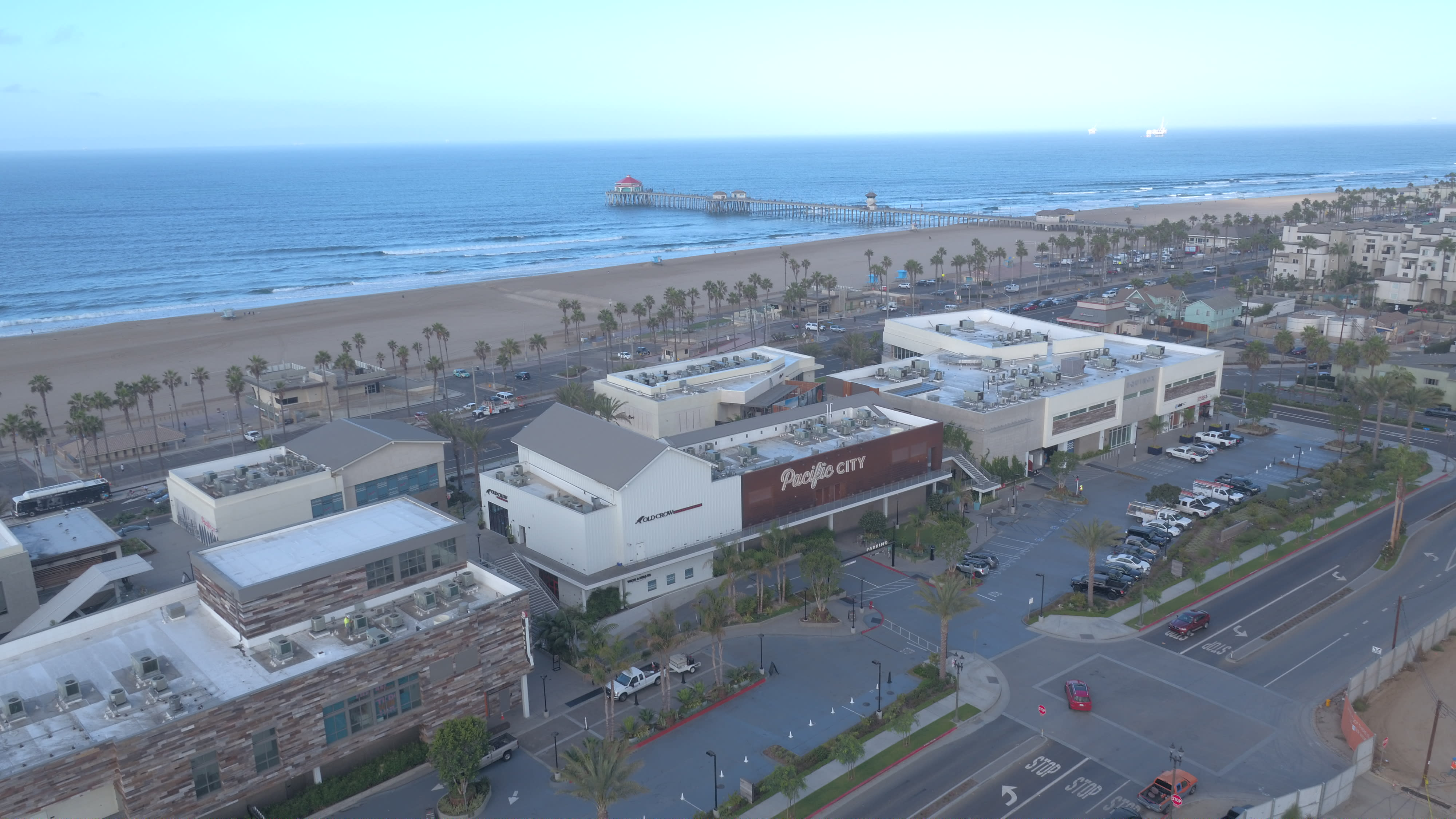 Hotels On Pacific Coast Highway Huntington Beach California