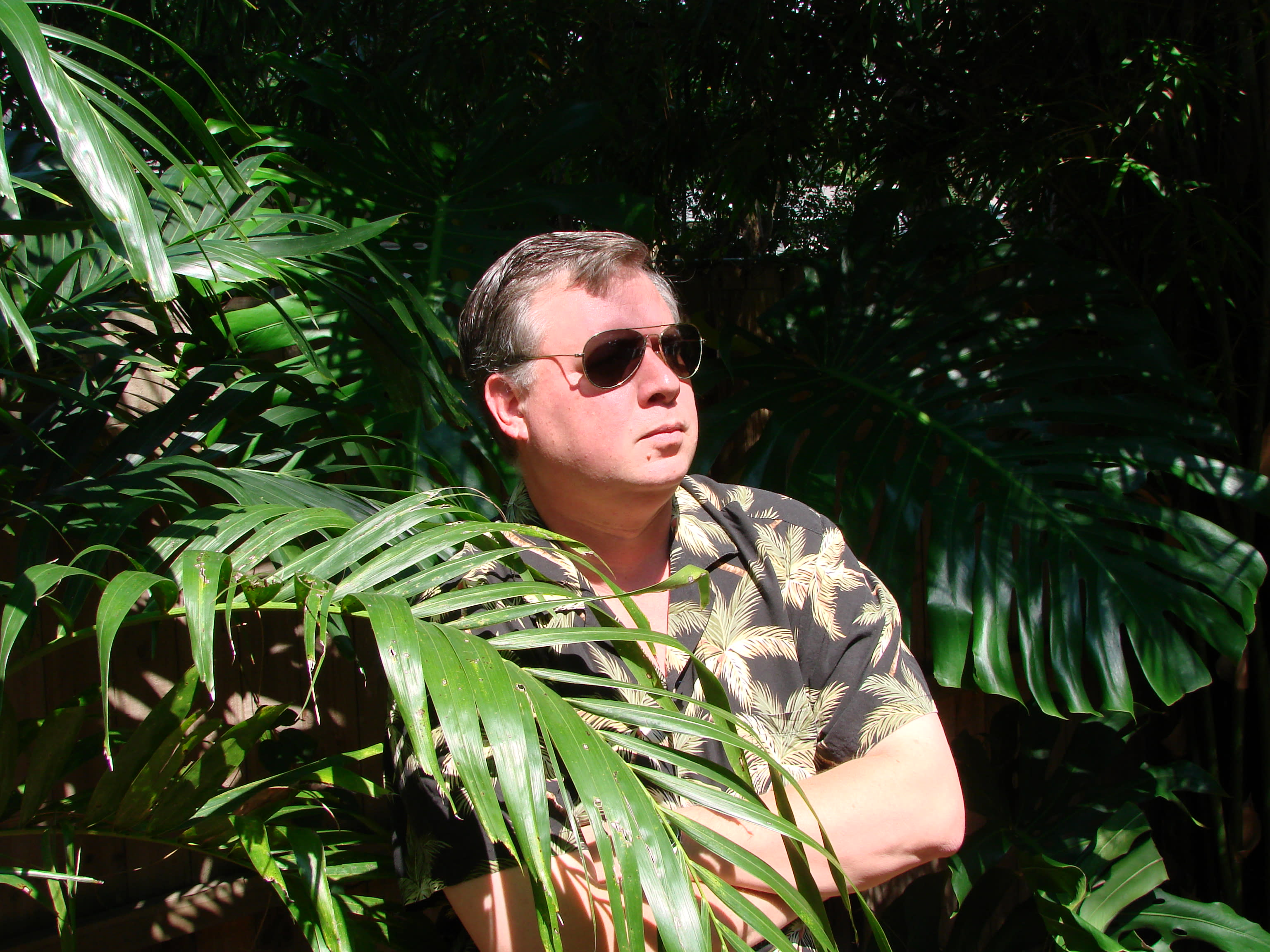 Author Event: Pope of Palm Beach by Tim Dorsey