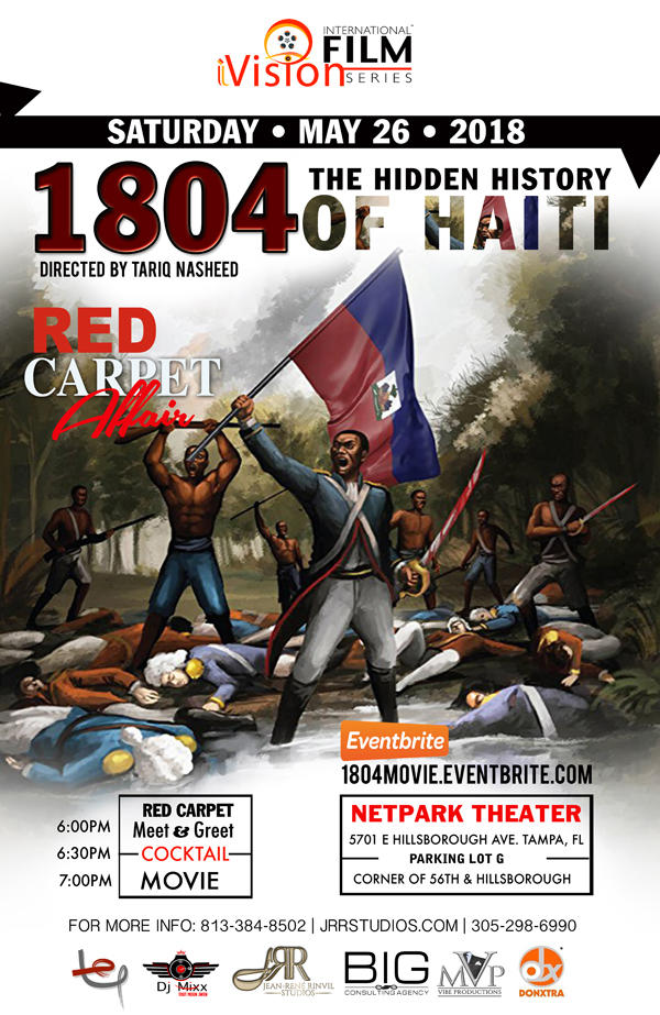 1804: The Hidden History of Haiti - Movie Screening