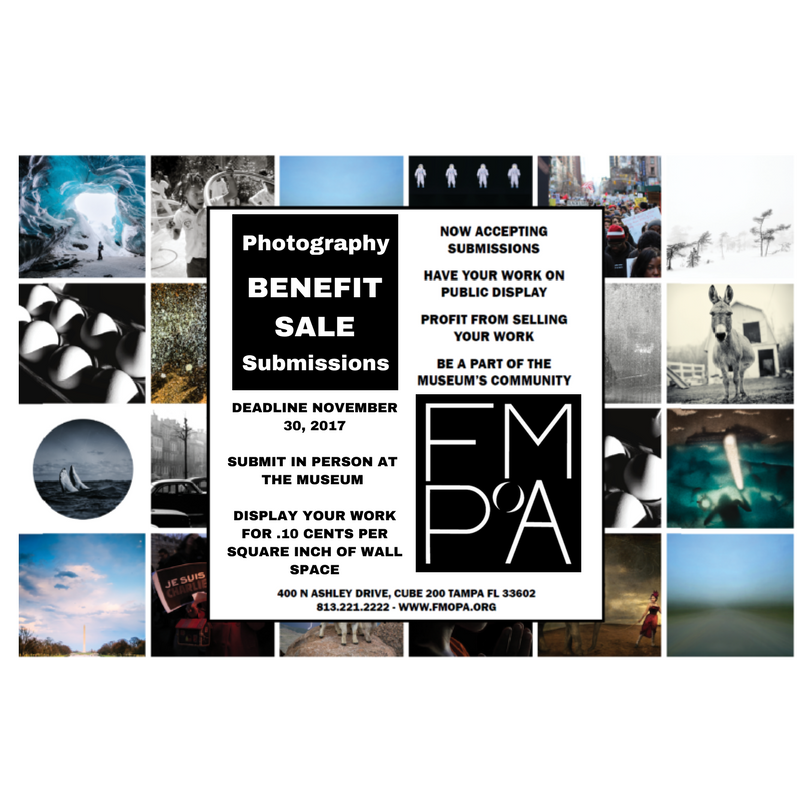 FMoPA Benefit Sale Call for Entrees