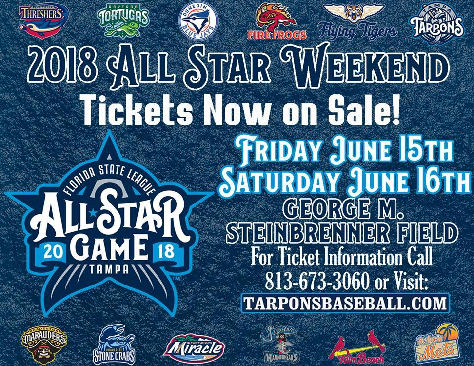 2018 Florida State League All Star Game
