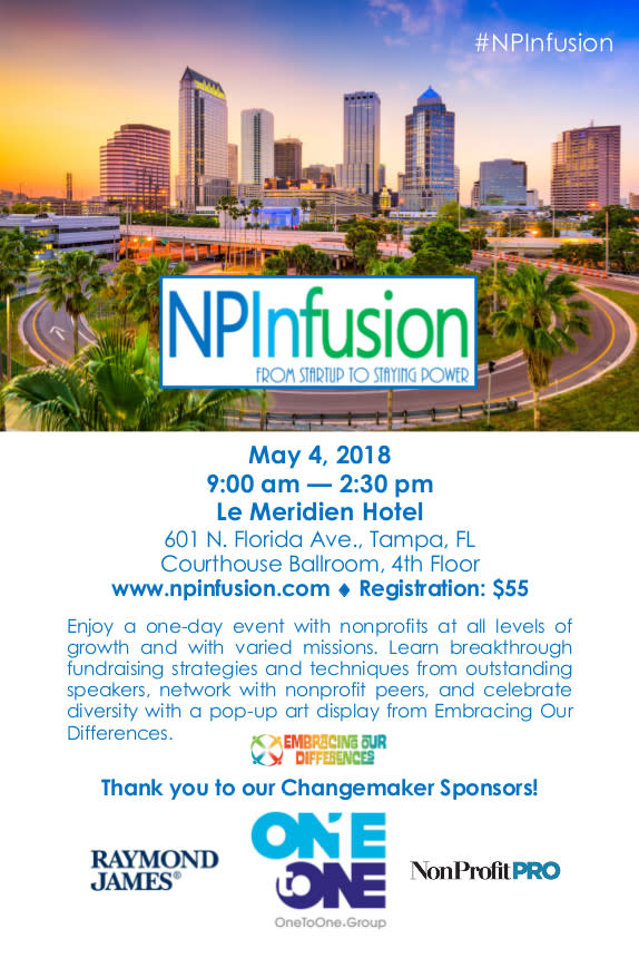NPInfusion Conference